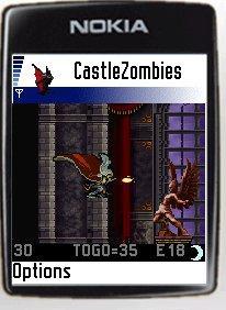 MFGS Programming JAVA cellphone games